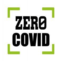 ZERO COVID logo